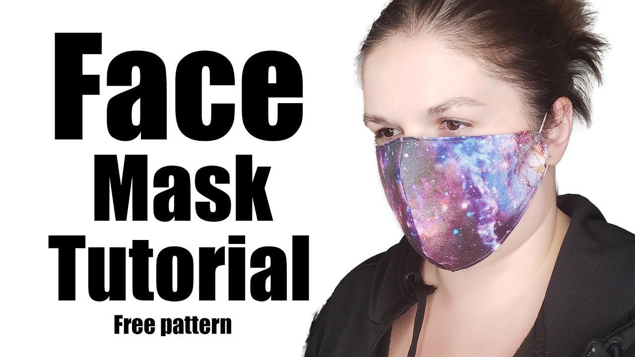 7 Best Tutorials On How To Sew A Face Mask A Lilac Life