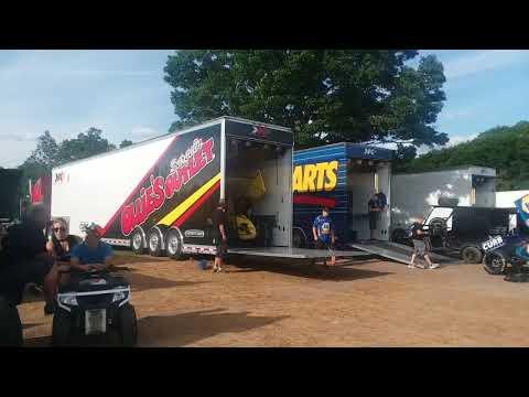 Kasey Kahne at Lernerville Speedway pt1