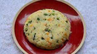 Vegetable Upma Indian Breakfast Recipes @ Guru