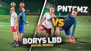 Borys LBD (autor: Jessica) VS PNTCMZ!!   Pojedynek piłkarski!!