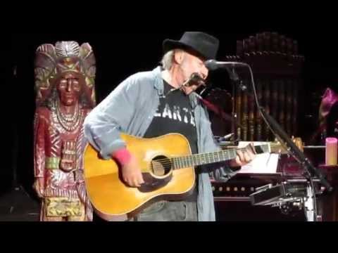 Neil Young + Promise of the Real - Southern Man - Bridge School Benefit 2015