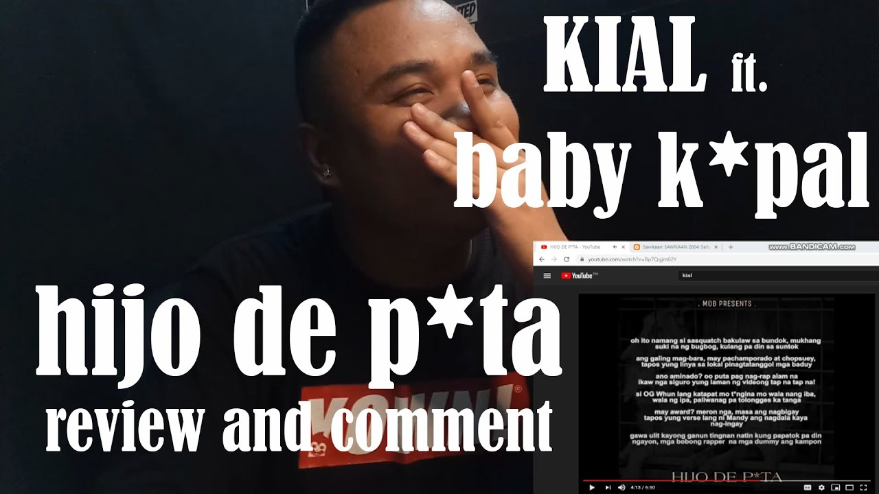KIAL - HIJO DE P*TA ( review and comment ) by Numerhus
