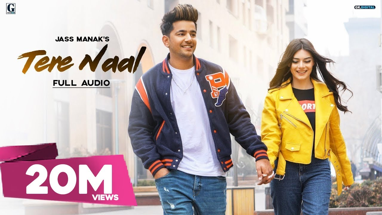 Tere Naal Song status download by Jass Manak | Mp3 | Full song| Lyrics