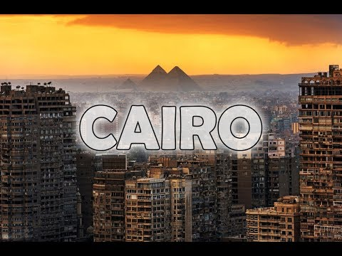 Fun Facts About | CAIRO, Egypt |