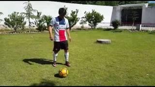 juggling amateur cr7 nike superfly