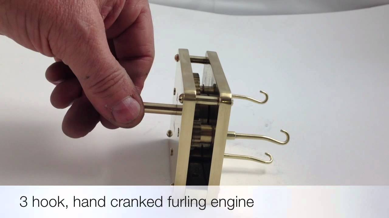 furling machine