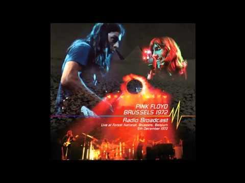 Pink Floyd Brussels 1972 Radio Broadcast (Sigma 114) 2014