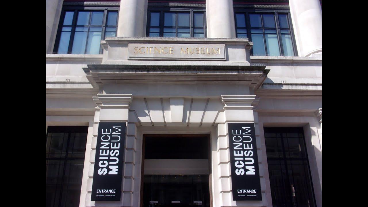 Science Museum In London/Museo de Ciencias En Londres/伦敦科学博物馆ロンドンの科学博物館/Musée des sciences à Londres