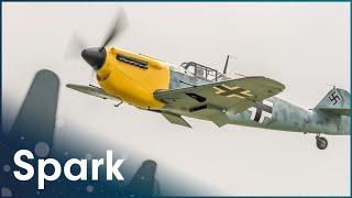 The Only Surviving Messerschmitt Bf109 | Restoration Classics | Spark