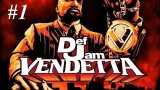 Def Jam Vendetta - PS2 Walkthrough 1 Gameplay