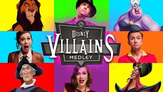 Download Epic Disney Villains Medley - Peter Hollens feat. Whitney Avalon Mp3 and Videos