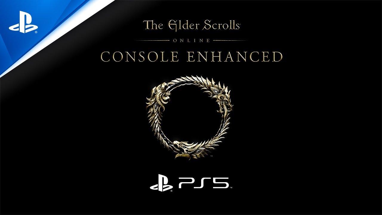 The Elder Scrolls Online | Версия Console Enhanced | PS5