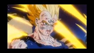 """【FULL】Vegeta Sings """"Never Gonna Give You Up"""" by Rick Astley"""