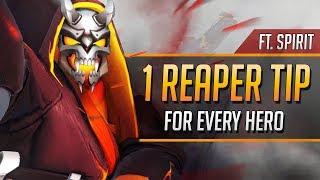 1 REAPER TIP for EVERY HERO ft. Spirit