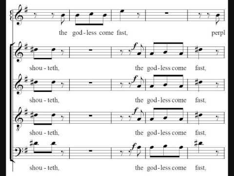 Hear my prayer - Mendelssohn