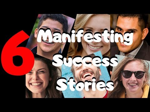 Learn How To Manifest From These '6' Neville Goddard Success Stories