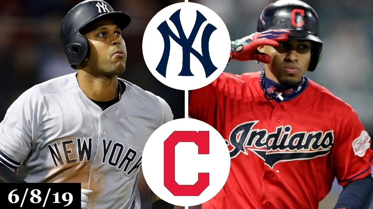New York Yankees vs Cleveland Indians - Full Game
