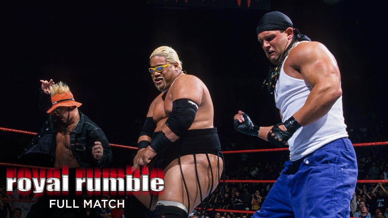 Download FULL MATCH - Royal Rumble Match: Royal Rumble 2000