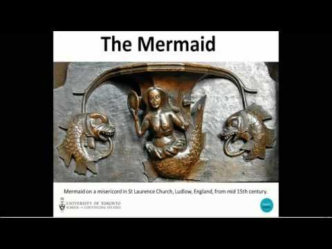 Mermaids in Church: Pagan Imagery in Medieval Europe