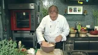 Chef's Recipes #2: Breaded Chicken Breast With Arugula Salad