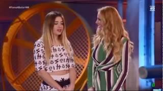 FAMA A BAILAR 2018 Invitada MIMI - BcnXico77