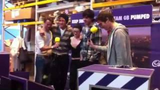 Cadbury's Karaoke!