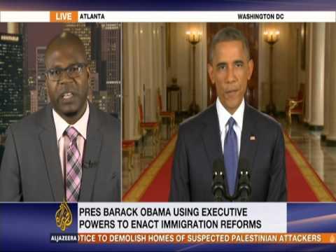 Al Jazeera English: Jason Johnson on President Obama's Legacy on Immigration