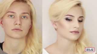 Свадебный макияж. Советы невестам. (wedding makeup) Урок №43