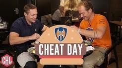 Cheat Day with Tuukka Mäntylä & Ben Blood | Tampere Style