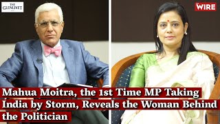 Mahua Moitra, the 1st Time MP Taking India by Storm, Reveals the Woman Behind the Politician
