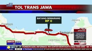 Inilah Tarif Jalur Tol Trans Jawa