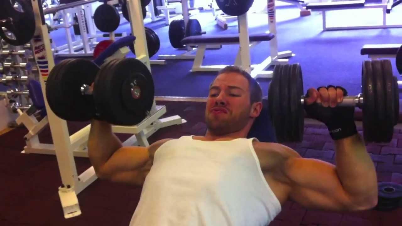 48er Brust Xplosive Training Massive Brust Schnell Aufbauen Youtube