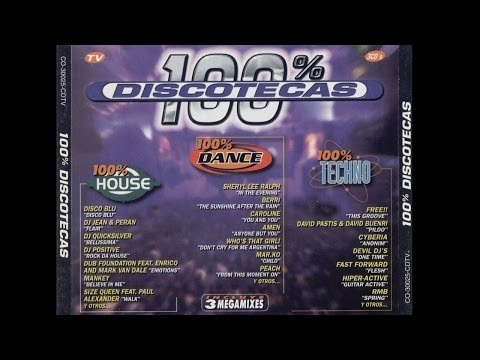 100% Discotecas - Dance (1997)