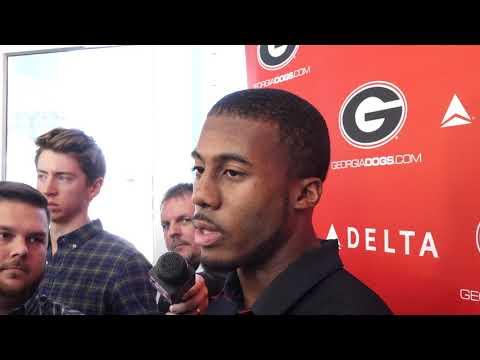 Aaron Davis Interview – Monday, SEC Championship Week