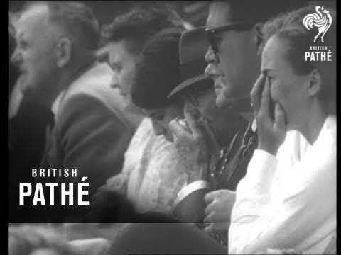 Cricket Test Highlights AKA The Third Test Match - Sydney (1966)