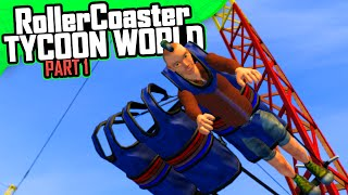 RollerCoaster Tycoon World | Part 1 (Early Access)