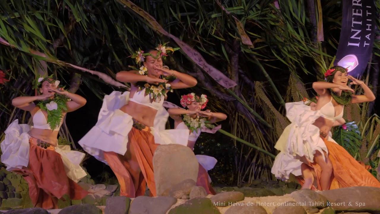 37th edition of the Mini Heiva at the InterContinental Tahiti Resort & Spa