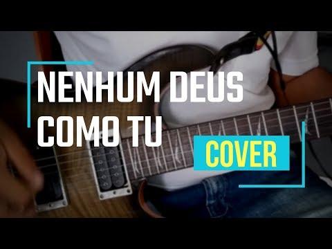 Nenhum Deus como Tú // Nívea Soares // Guitarra