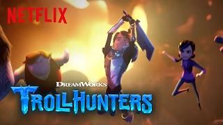 Dreamworks Trollhunters | Guillermo del Toro Featurette | Netflix