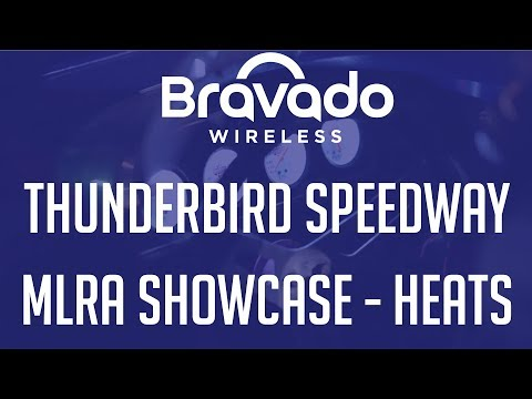 You are watching the Thunderbird Speedway MLRA| Heat Races on Bravadotv.com