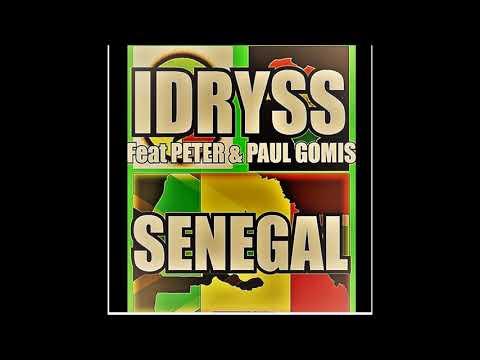 SENEGAL  IDRYSS feat Peter Gomis & Paul Gomis