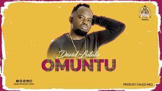 Omuntu -David Lutalo (Official Music)