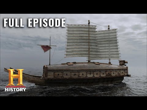Ancient Super Navies | Ancient Discoveries (S4, E2) | Full E