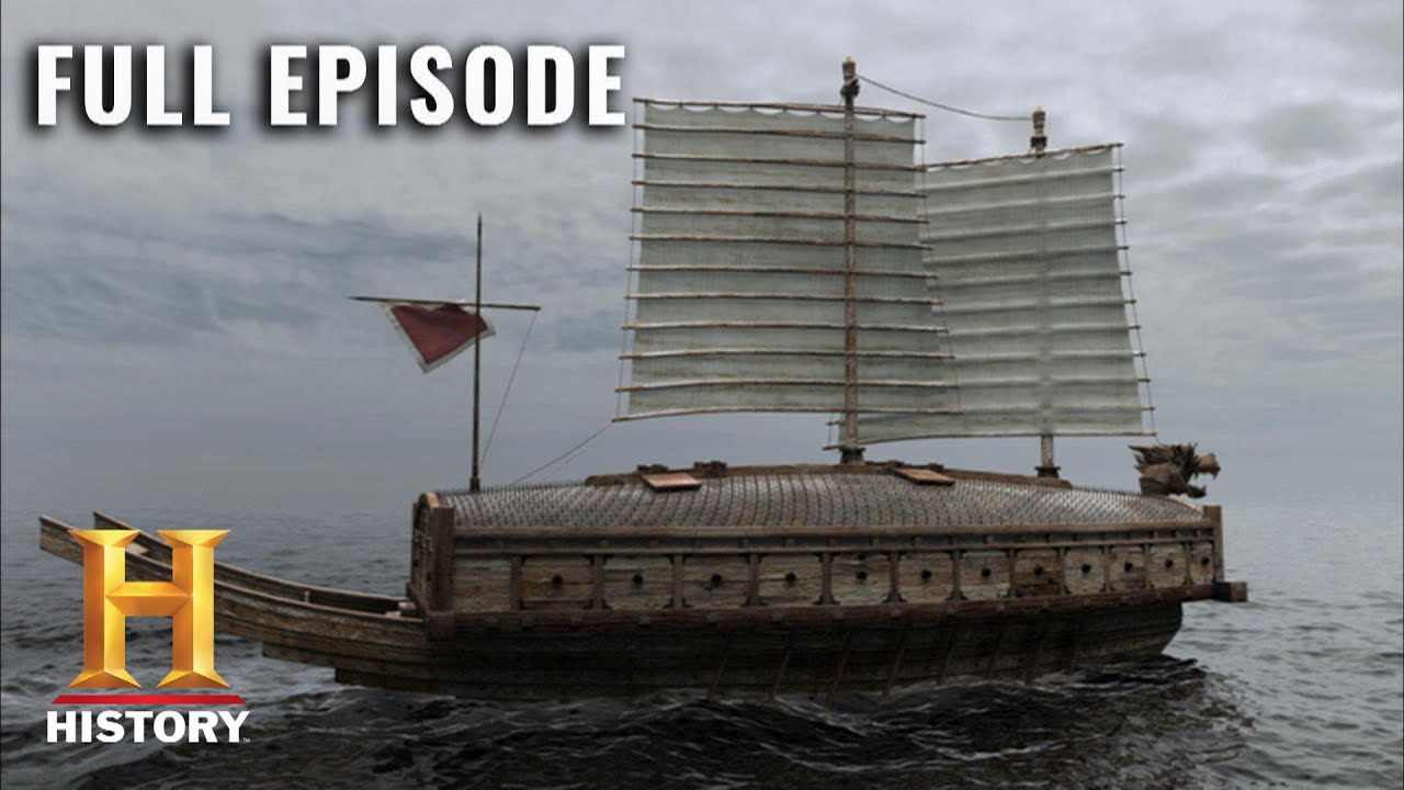 Download Ancient Super Navies | Ancient Discoveries (S4, E2) | Full Episode | History