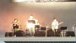 昨年に続き今年も参加のつま恋WE LOVE 拓郎ライブ2012! 松山市二番町の...