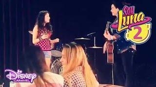 Momento Musical - Simon y Luna cantan Siempre Juntos (Cap 16)