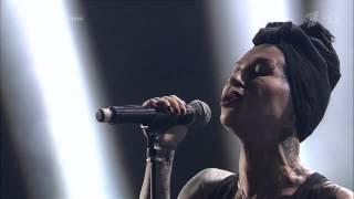 """Nargiz Zakirova - """"Я не твоя война"""" (Белые Ночи Финал 12.07.2014)"""