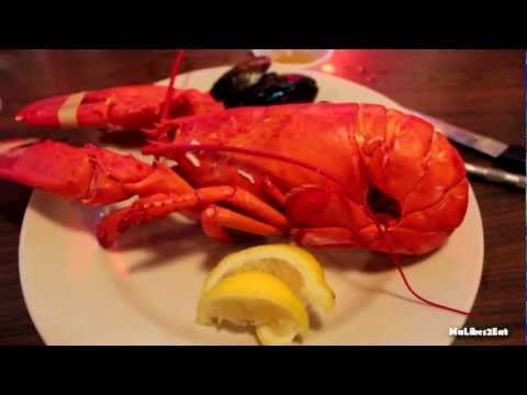 HD - Boston Lobster Feast - All You Can Eat Lobster - International Drive, Orlando, Florida