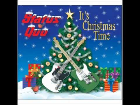 It's Christmas Time   Status Quo