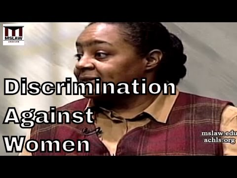Worldwide Violence and Discrimination Against Women
